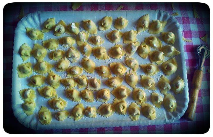 tortellini bolognesi alla vegan