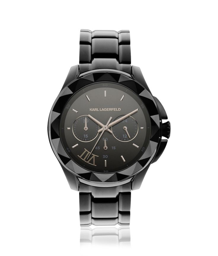 Are you looking for KARL LAGERFELD women's KARL 7 BLACK SUB DIALS? Discover all the details on KARL.COM. Fast delivery and secure payment.