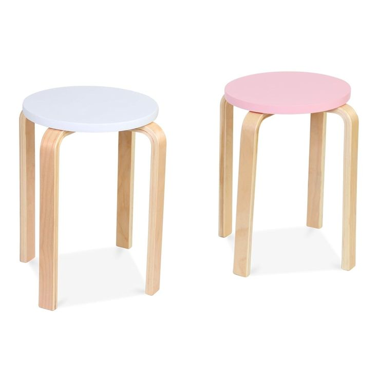 Cult Living Bella Short Stool - White 45cm  sc 1 st  Pinterest & The 25+ best Short stools ideas on Pinterest | Redone chairs ... islam-shia.org