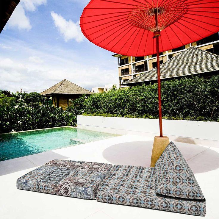 Gamme de tissus imprimés Yo2, donner un style unique à ses fauteuils, canapés ou tête de lit I printed fabric Yo2 I www.yoyo-design.com