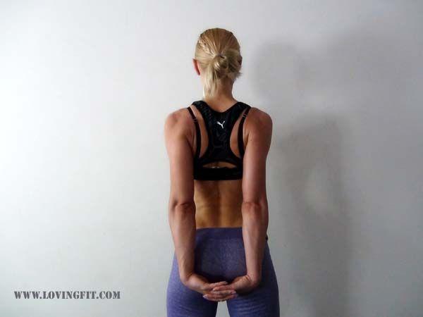 Good Posture & Core Challenge