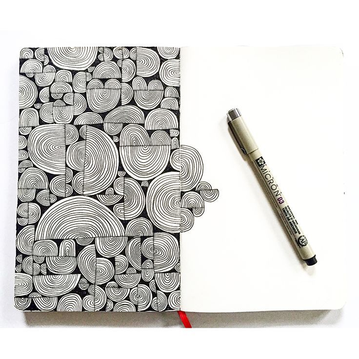 Lisa Congdon's Sketchbook // 2015