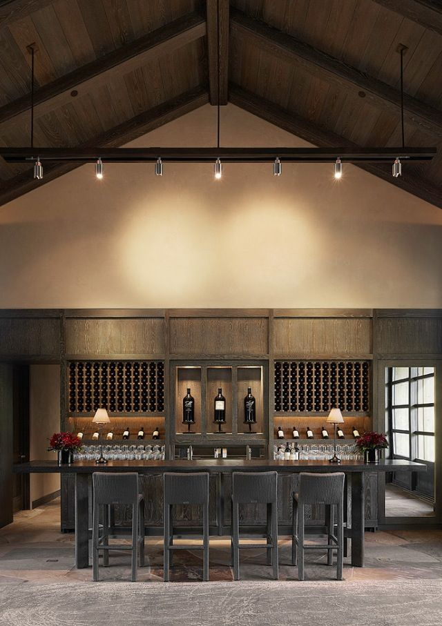 Mine Would Be Diffe But Wine Tasting Room Is Most Wanted Home Ideas In 2019 Pinterest Bar Winery And