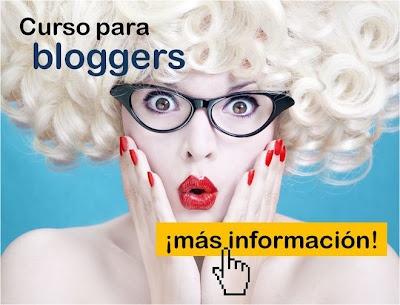 No te pierdas el curso de @carlosbravo para bloggers