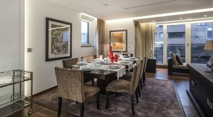 The Atrium - 3 bed flat for sale
