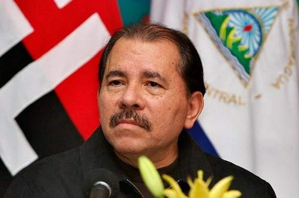 Busca presidente de Nicaragua reelegirse