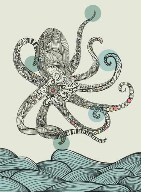 rachel wilson. sea creatures