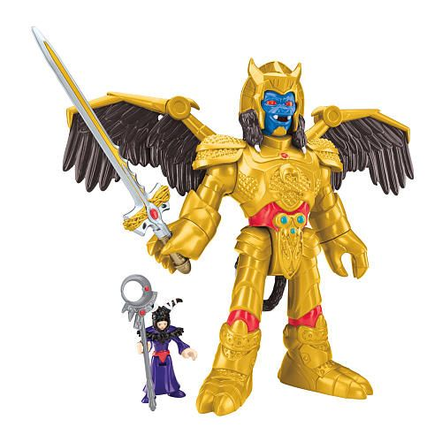 "Fisher-Price Imaginext Power Rangers Goldar and Rita - Fisher-Price - Toys ""R"" Us"