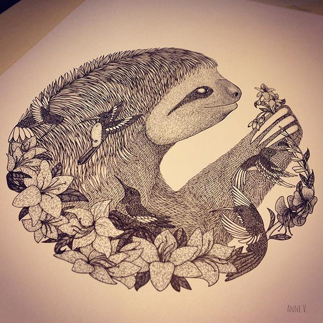 Sloth                                                                                                                                                                                 More