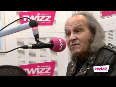 Le  père Guy Gilbert sur Twizz Radio