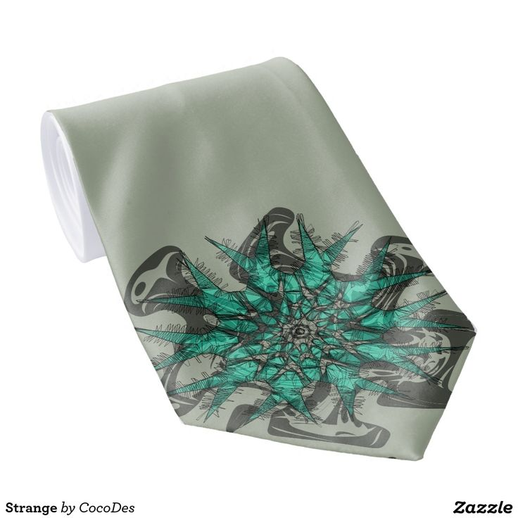 Strange Tie