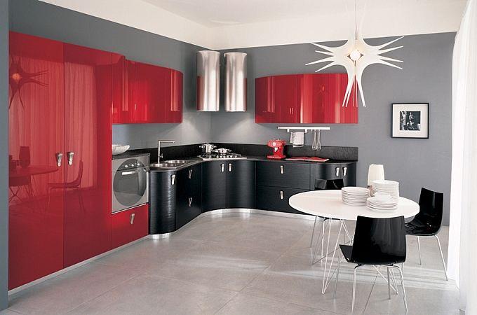 come scegliere il colore della cucina