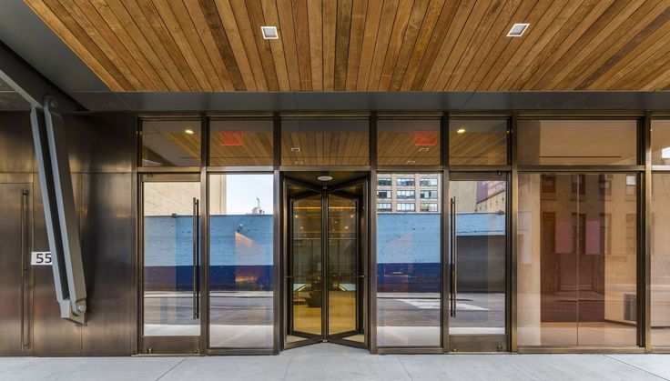 Success in the Balance: Form and function with balanced doors | Construction Specifier