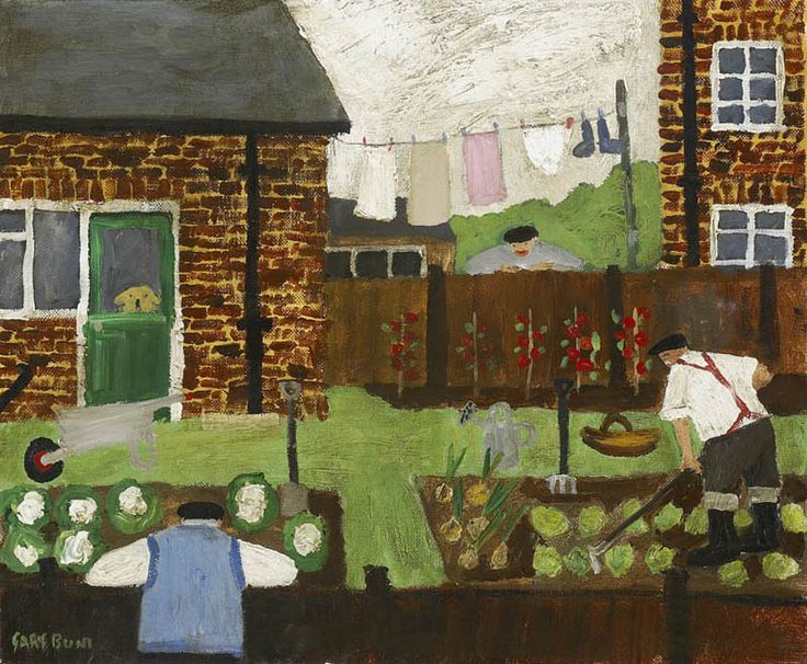 GARY BUNT  The Rumour:  We heard a rumour Down at the pub That this afternoon at three You've got Titchmarsh off the telly Popping round for tea
