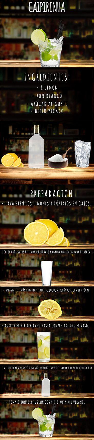 Llegó el #viernes y tu garganta lo sabe :) Prepara este #coctel  y #DateElGusto