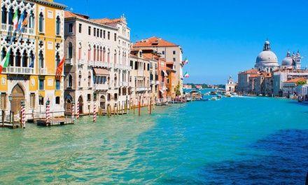 Circuit Dolce Vita à Venise : Circuit Venise, Florence et Rome en hôtels avec transferts: #VENISE En promo à 299.00€ En promotion à…