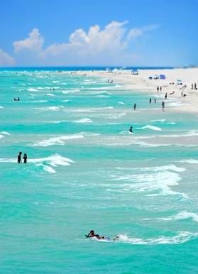 Pensacola Beach...I love this beach go there a lot!