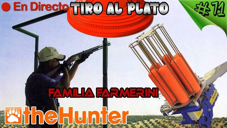The Hunter Classic #71 - 1º Competicion Farmerini Tiro al Plato - Españo...