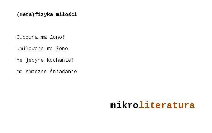 #miłość #poezja #metafizyka