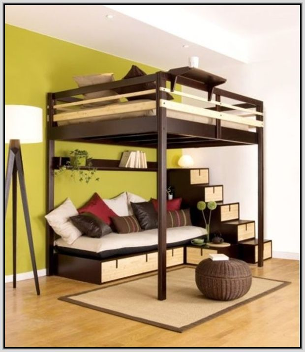 Queen Bunk Bed Plans - WoodWorking Projects & Plans