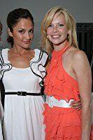 Sarah Jane Morris and Minka Kelly