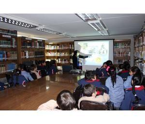 Biblioteca Municipal Gabriela Mistral se suma a las actividades del día Mundial del Libro