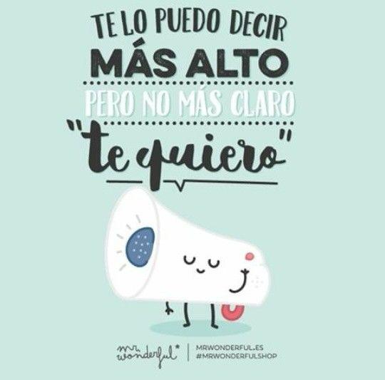 Mr Wonderful. #love #tequiero