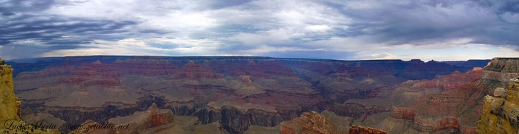 Gran Canyon South Rim.USA.