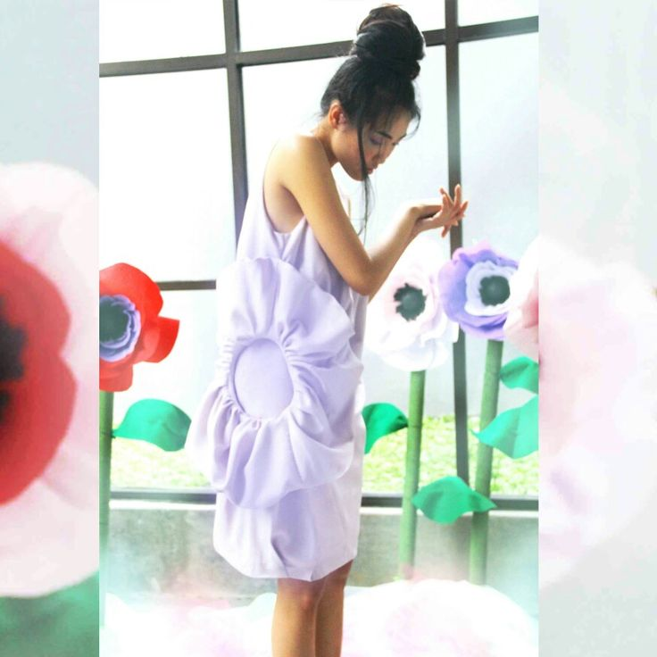 Bobababe SS15 collections - inspired by anemone