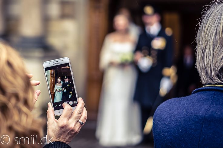 Wedding photo from Copenhagen, Denmark by http://smiil.dk