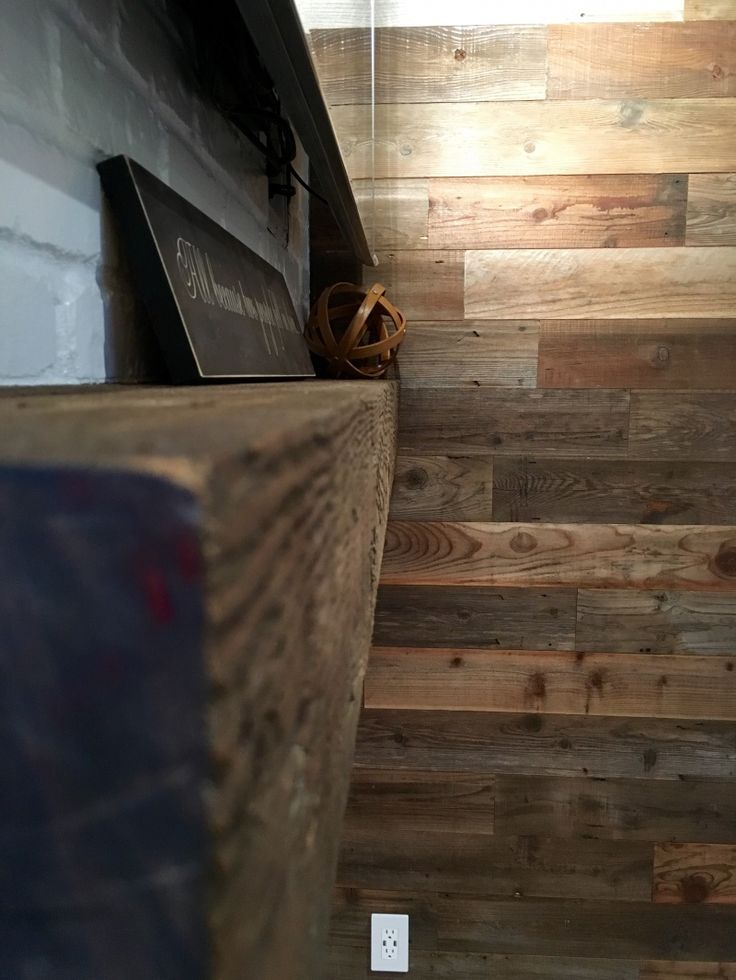 stikwood is a peel and stik design solution to any interior design.