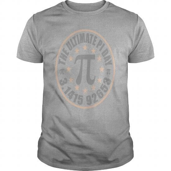 The Ultimate Pi Day March 14 2015 T Shirt