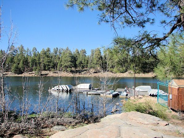 150 best images about rim country of arizona on pinterest for Woods canyon lake fishing