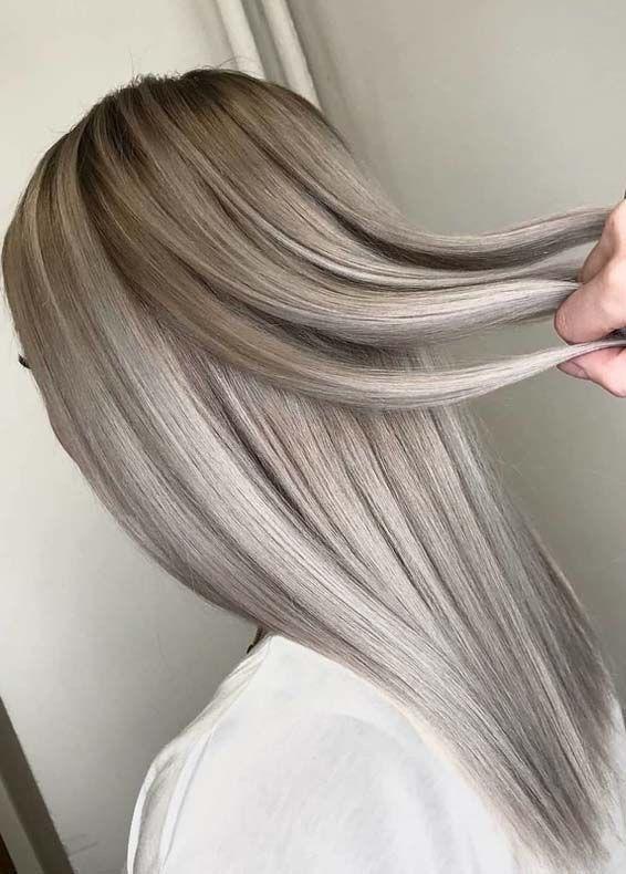 Love The Colors And Hair Tone Ash Hair Color Ash Blonde Hair