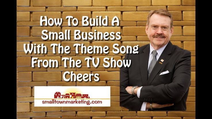 [Podcast] Build Your Small Business with the Cheers TV Theme Song