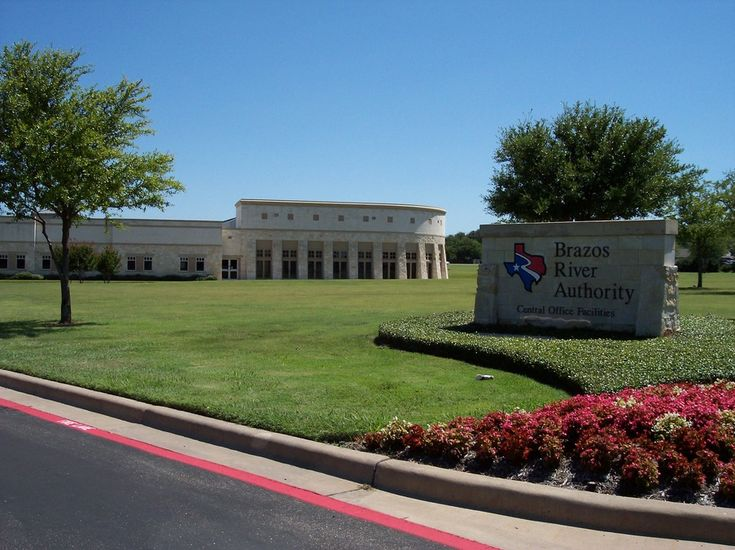 Waco, TX: Brazos River Authority Central Office (Cobbs Drive)