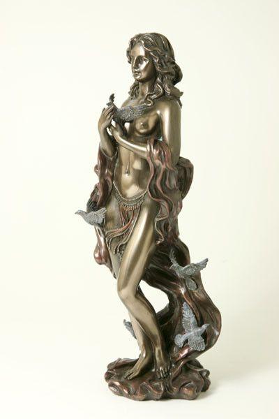 Aphrodite,<br />godin van de liefde bij Crystal Temptation in Venlo