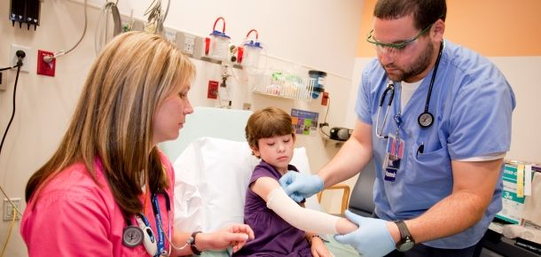 Wonder when to take your child to Urgent Care vs. the Emergency Room? This Cincinnati Children's blog post has tips on which of their facilities are best for different situations.