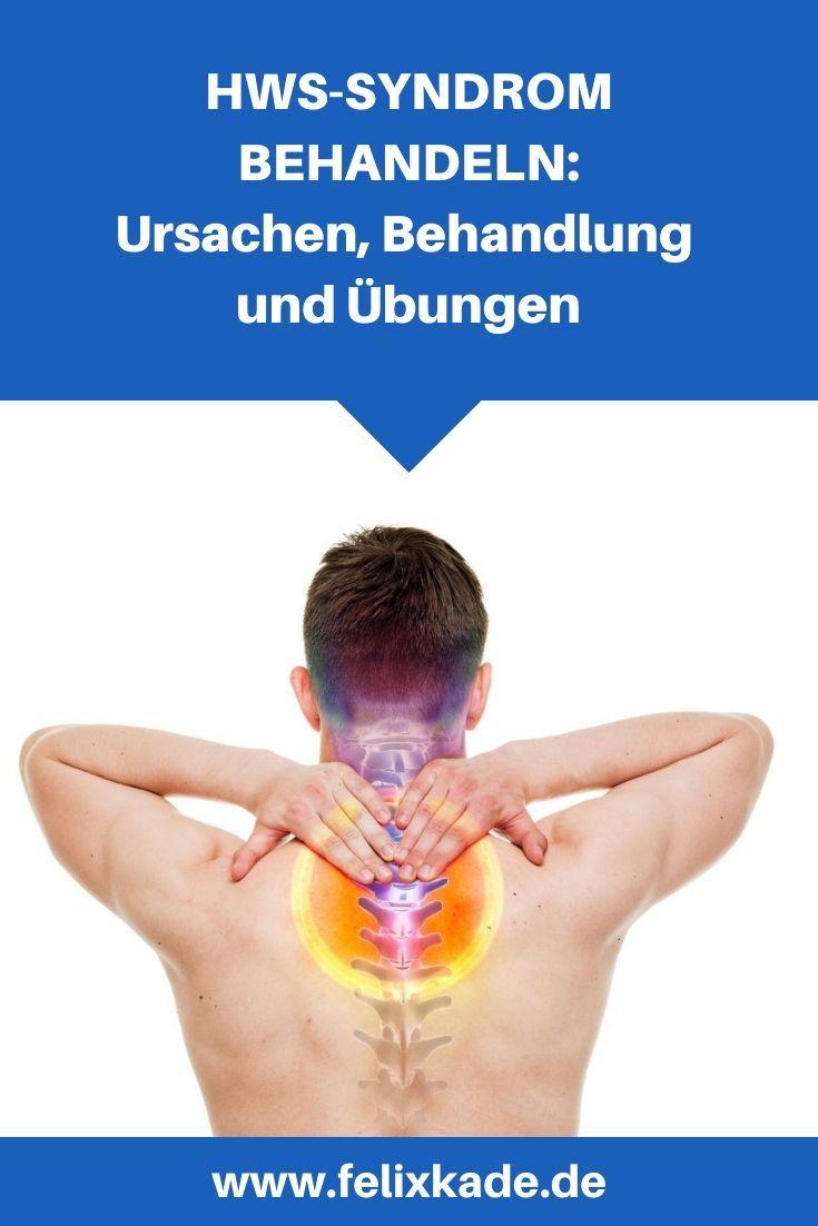 Hws Syndrom Behandeln Ursachen Behandlung Und Ubungen Workout