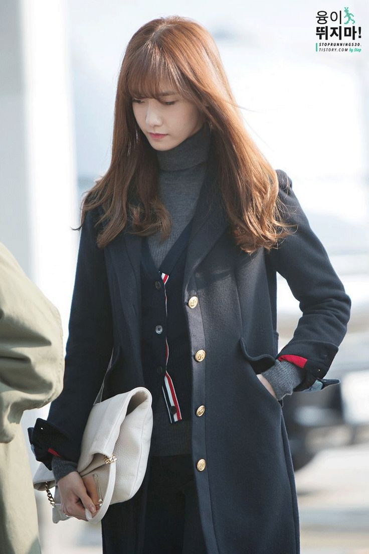 snsd yoona airport fashion 2015