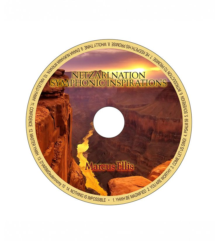 Symphonic Inspirations contains 14 songs of praise to the Almighty Creator with some amazing testimony that is sure to encourage the Body of Mashiyach.  Marcus Ellis is a composer, pianist and tenor, who offers praise and worship music with his highest honor to our Heavenly Father.