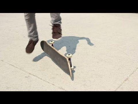 easy skateboard tricks