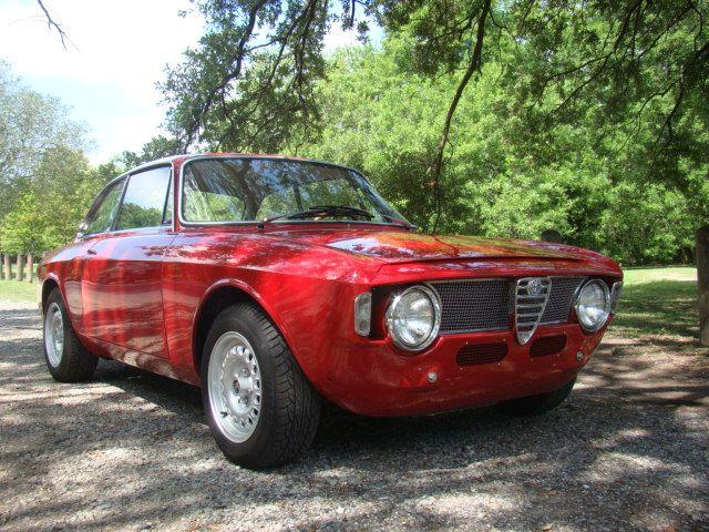 1967 Giulia Sprint (GTA Clone)