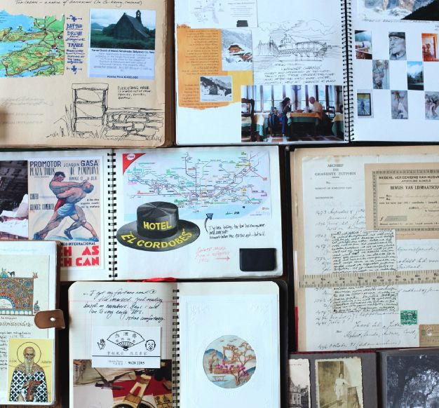 travel journals