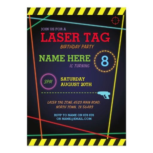 Best 25+ Lazer tag ideas on Pinterest | Laser tag party ...