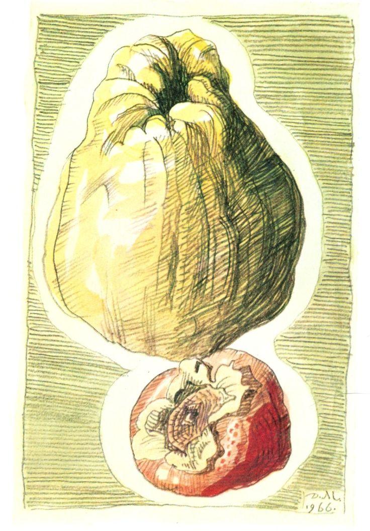 Из рисунков Дмитрия Митрохина (1883 — 1973) — Дневник tes3m