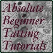 DIY: learn to tat. I really like tatting but always good to know more!
