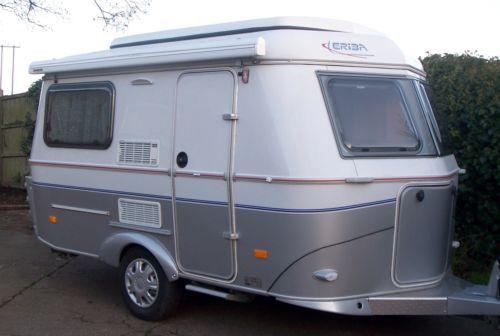 2009 Hymer Eriba Familia 320gt Touring Caravan Ideen