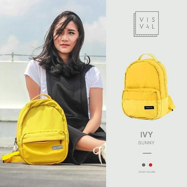 Just sit here with me.  Bag : Ivy Sunny / Visval Women  WhatsApp 08112655799  #visvalwomen #duduk #kuning  #visval #visvalbags #jualan #olshop #jualanku #jualankaka #jualansis #tasmurah #jualanmurah #tas #olshopmurah #tasbranded #jualtas #jualansist #jualmurah #olshopbandung #tasimport #onlineshopindo #jualantas #jualanbro #jualtasmurah #jualanonline #jualbeli #onlineshopindonesia #onlineshopmurah #olshopindonesia