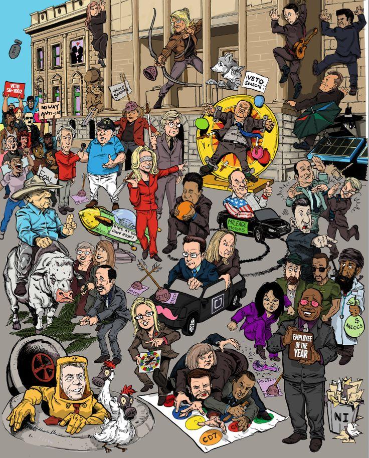 2014 Cover Illustration.